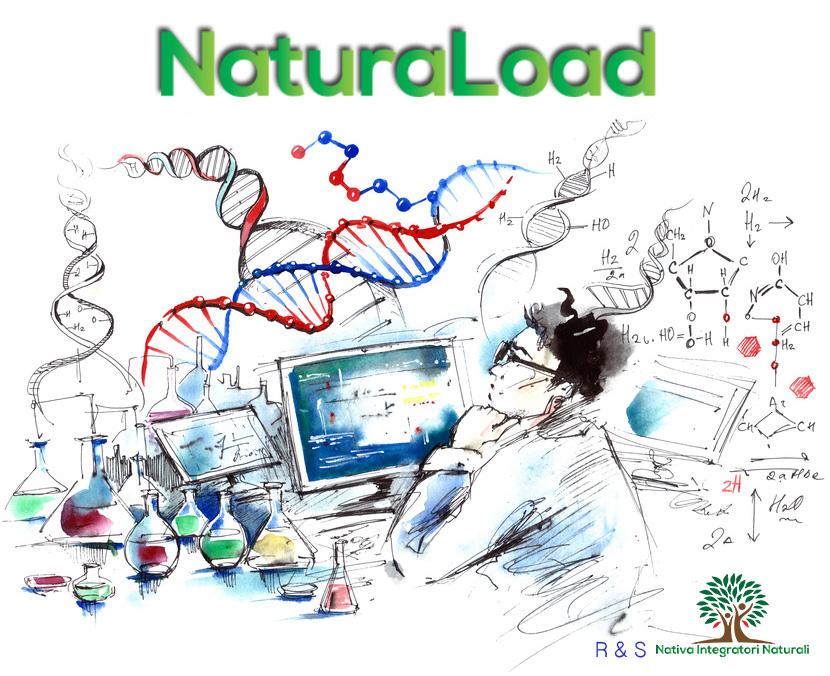 naturaload scienza e alimentazione