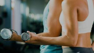 fare fitness in coppia è stimolante