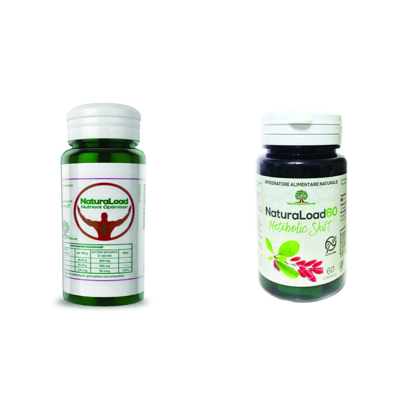 NaturaLoad 60 e 90 capsule