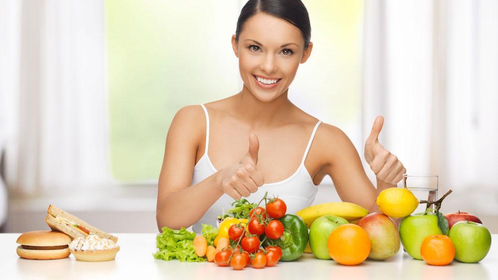Una buona alimentazione è il primo passo verso un corretto stile di vita