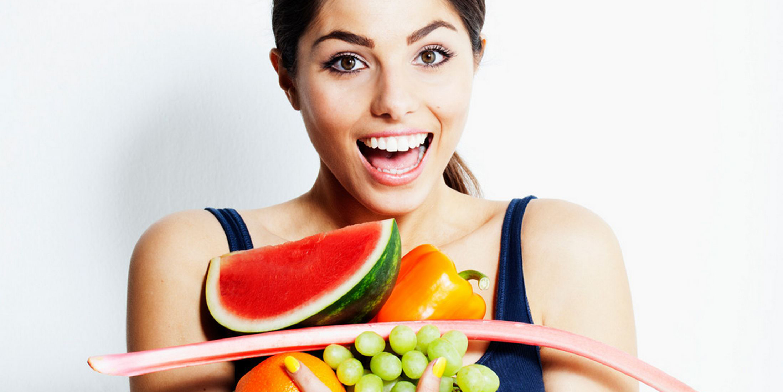donna e dieta