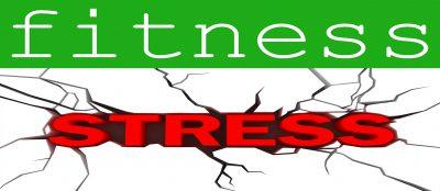 diminuire lo stress con lo sport