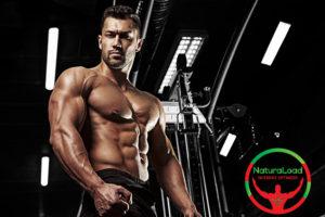 NaturaLoad accelera l'anabolismo muscolare