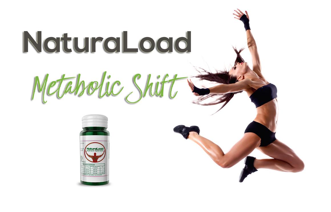 NaturaLoad massimizza l'anabolismo muscolare